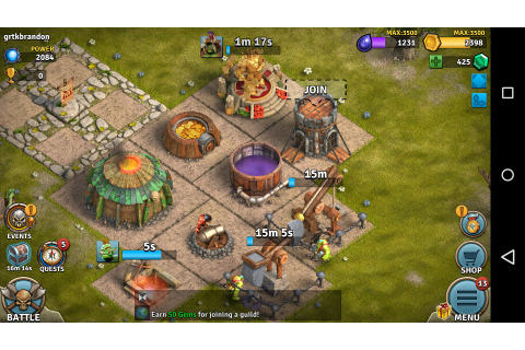 Heroes of War: Orcs vs Knights – Games for Android 2018 ...