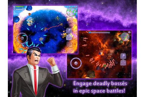 Space Miner: Space Ore Bust for iPad (iPad) reviews at ...