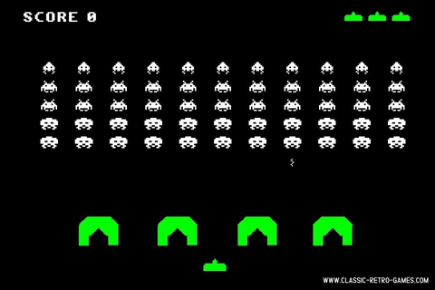 Download Space Invaders 1978 & Play Free | Classic Retro Games