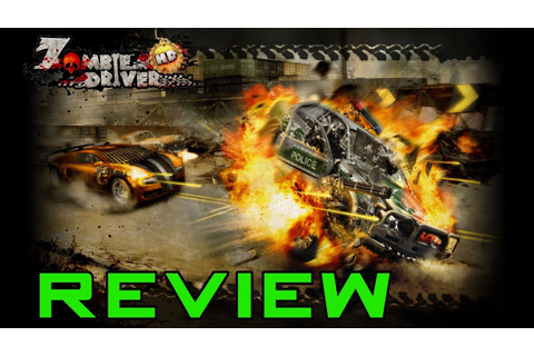 Cheap PC Games: Zombie Driver HD Review - YouTube