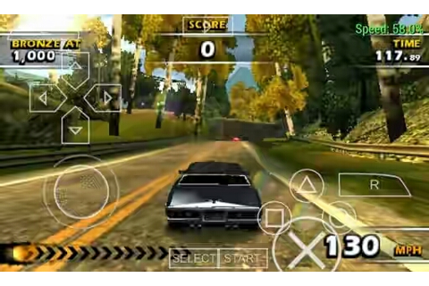Download Burnout Dominator PSP ISO CSO | GAMEISOFT ...