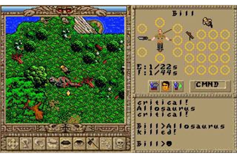 Download Worlds of Ultima - The Savage Empire | Abandonia