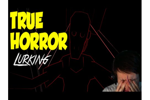 IT WILL HEAR YOU! - LURKING (Horror Game) - YouTube