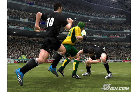 Rugby 08 Screenshots, Pictures, Wallpapers - PlayStation 2 ...