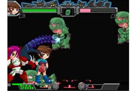 Super Cosplay War Ultra Download (2003 Arcade action Game)