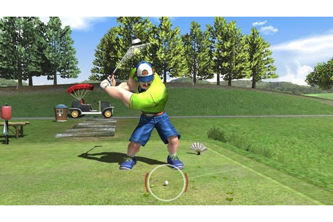 Hot Shots Golf World Invitational Review - GamingExcellence