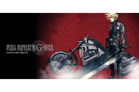 Final Fantasy VII G-Bike is more than just a racing game ...