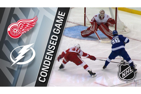 02/15/18 Condensed Game: Red Wings @ Lightning - YouTube