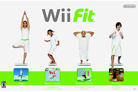 Weighing Wii Fit: Serious Fun - TIME