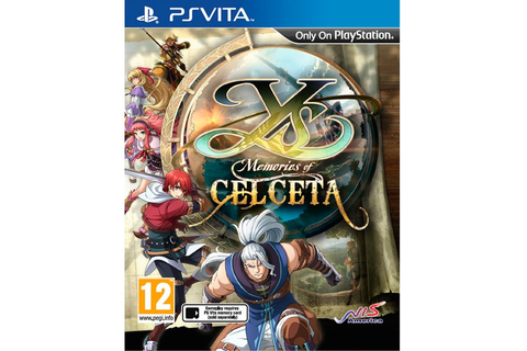 Ys Memories of Celceta - PS Vita Game | Multirama.gr