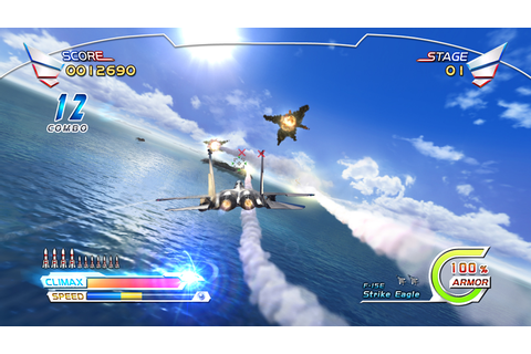 AFTER BURNER RETURNS TO THE SKIES ON HD PLATFORMS AND PSP ...