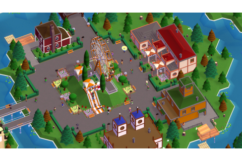 Parkitect Free Full Game Download - Free PC Games Den