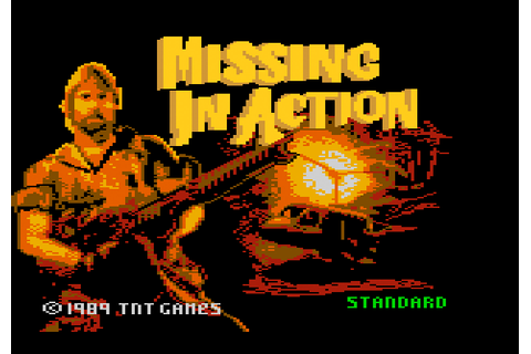 Missing In Action Details - LaunchBox Games Database