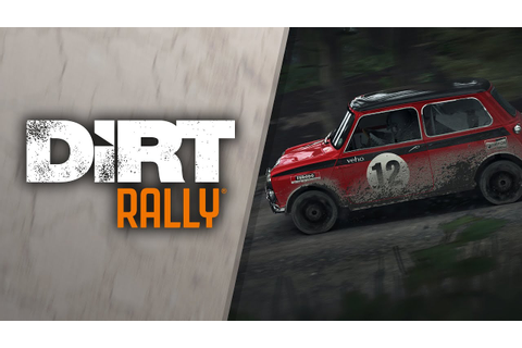 DiRT Rally - Flying Finland - YouTube
