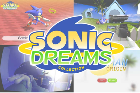 Horror show compilation of lost Sonic games is today's ...