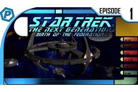 The begining | Star Trek: Birth of the Federation | #1 ...