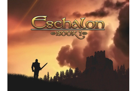 Eschalon: Book I (2007) by Basilisk Games Windows game