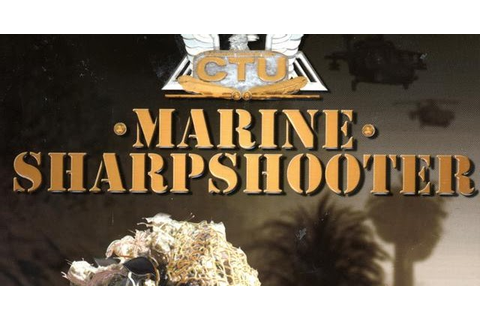 CTU: Marine Sharpshooter on Qwant Games
