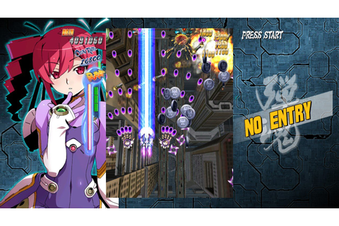 Bullet Soul: Infinite Burst Review (PC) - Rice Digital ...