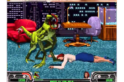 Let's play Xenophage Alien Bloodsport (1996) - YouTube
