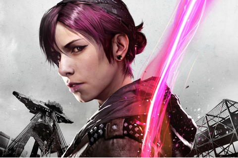 inFamous: First Light review • Eurogamer.net