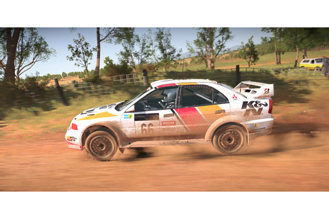 DiRT 4, the award-winning rally driving game, coming to ...