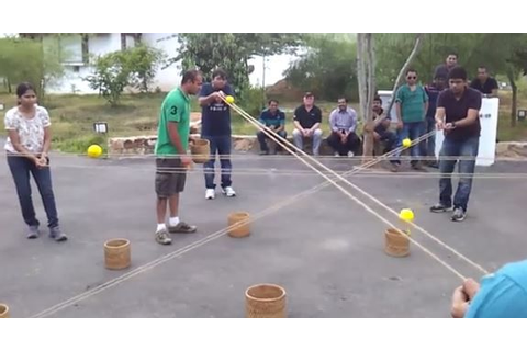 Team Building Games: Activities and Games For Office ...