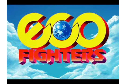 Eco Fighters (Arcade OST) - Boss BGM 1 - YouTube