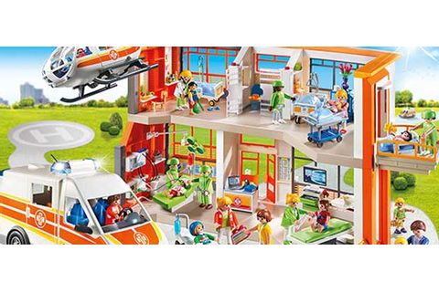 PLAYMOBIL Children's Hospital » Android Games 365 - Free ...