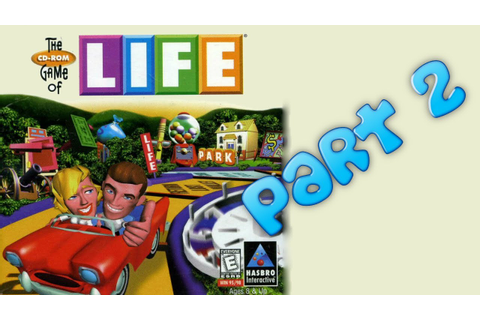 Whoa, I Remember: The CD-ROM Game of Life: Part 2 - YouTube