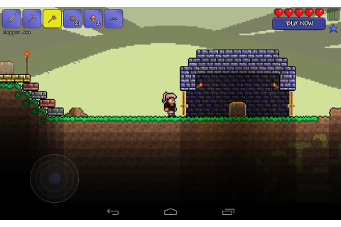 Terraria. – Games for Android. Terraria. – Retro adventure ...