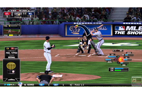 MLB 14 The Show (PS3) - Full Game Presentation - YouTube