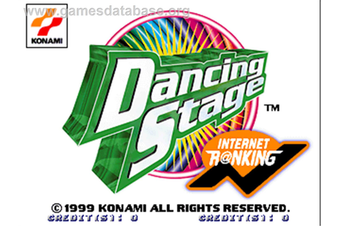 Dancing Stage - Arcade - Games Database