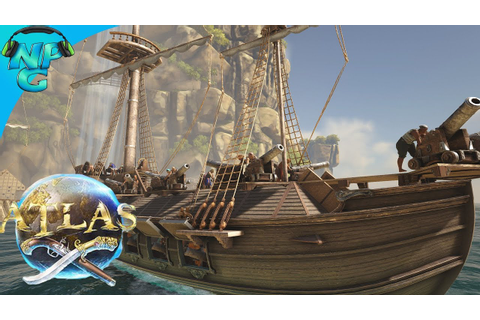 ATLAS - Fast and Deadly a Schooner Build and Showcase ...