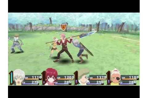 Tales of Innocence R : PS Vita Trailer - YouTube
