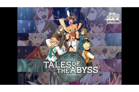 Tales Of The Abyss - Walkthrough [Part 1 - Intro] - YouTube