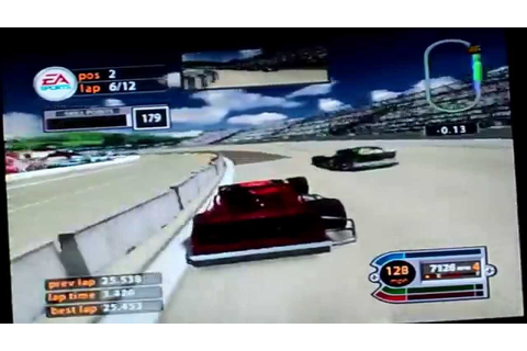 NASCAR 2005 Chase For The Cup - Fight To The Top Mode ...