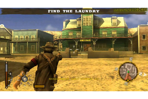 GUN: Showdown - PSP - #19. Clay Captured, Take Down Hoodoo ...