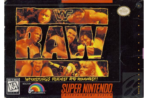 WWF Raw | Nintendo | FANDOM powered by Wikia