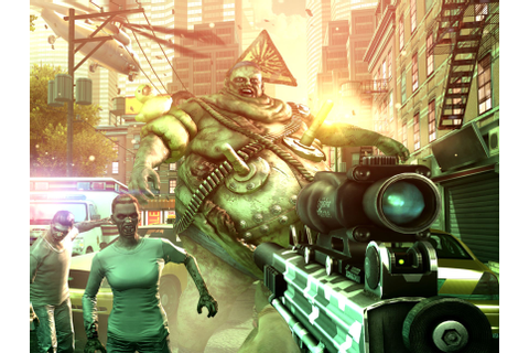 Unkilled is the new zombie shooter from the makers of the ...