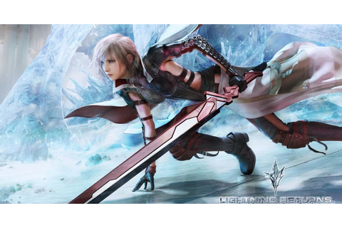 Lightning Returns Final Fantasy XIII Save Game | Manga Council
