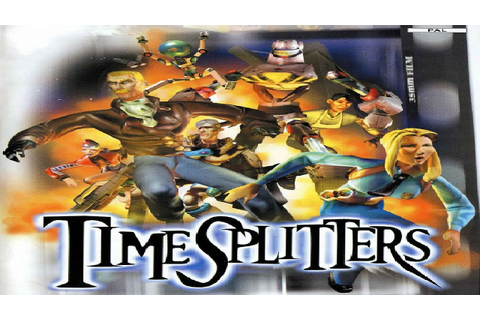 Timesplitters Longplay Full Game PS2 Story Mode - YouTube