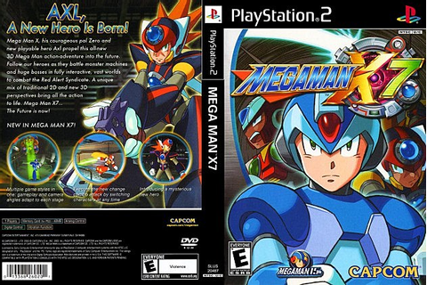 Mega Man X7 full game free pc, download, play. Mega Man X7 ...
