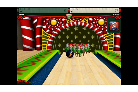 Elf Bowling 7 1/7 : The last insult (Windows game 2007 ...