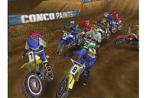 Supercross 2000 Screenshots, Pictures, Wallpapers ...