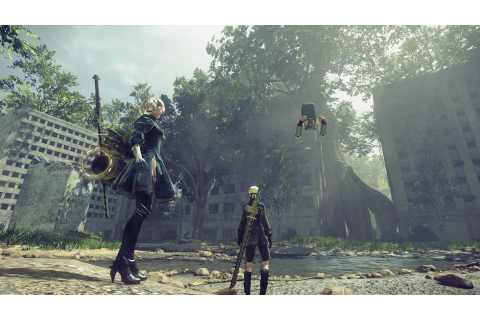 Save 25% on NieR:Automata™ on Steam