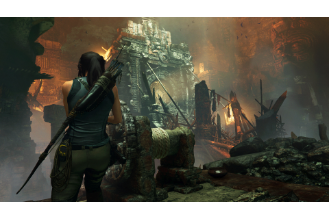 Shadow of the Tomb Raider Review - Lara's Coming of Age