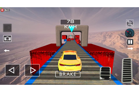 Impossible Tracks Racing Car Stunts Off road Game ...