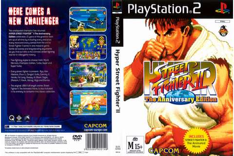 SO GAMES: Hyper Street Fighter II The Anniversary Edition ...
