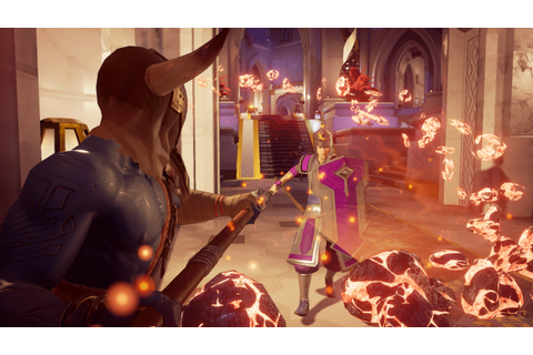Mirage: Arcane Warfare Gameplay Shows the Wonder of ...